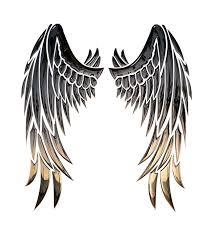 anielskie skrzydła