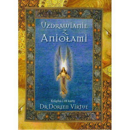 Książka Doreen Virtue Uzdrawianie z Aniołami